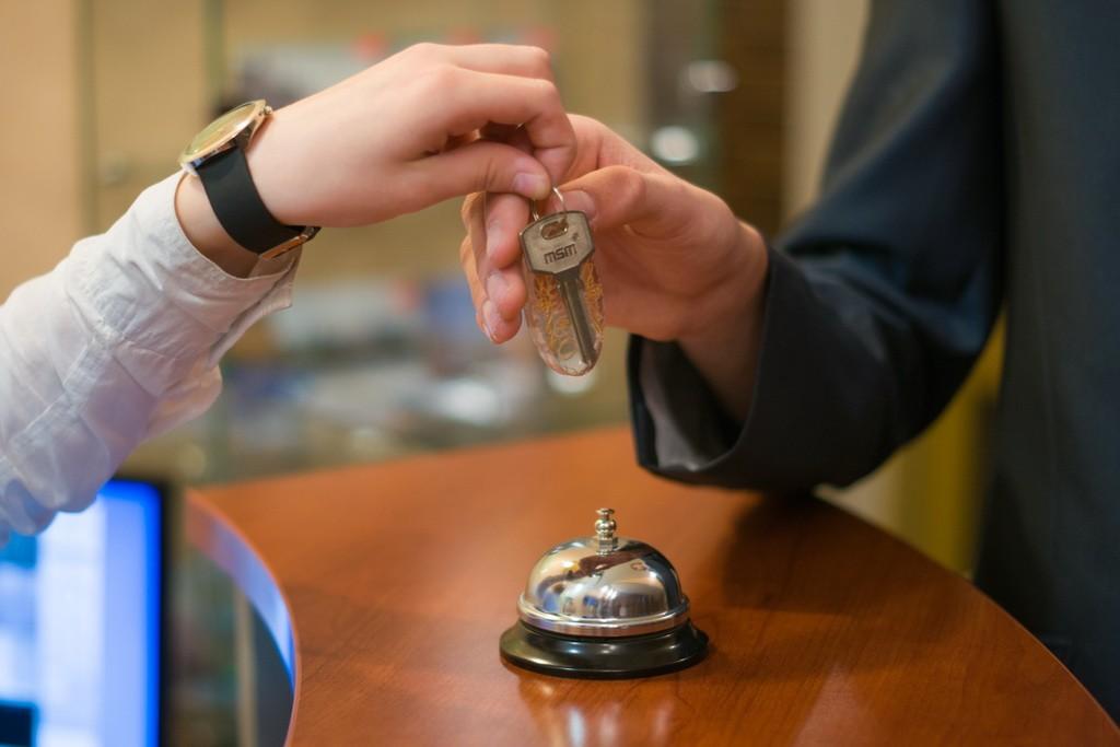 Гостиничный сервис